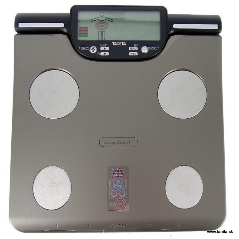 ddd368a0d Osobné váhy s telesnou analýzo | Tanita BC-601 so slotom pre SD ...